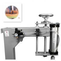 Buy cheap Kitchen Chair Industrial Upholstery Machine 0.6 - 0.8 MPa Air Pressure from wholesalers