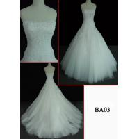 Buy cheap LACE CHEAP WEDDING  GOWN BA03 from wholesalers