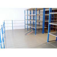 Buy cheap Auto Parts Rack / Galvanized Steel Rack For Storage 100 Kg Per Level from wholesalers