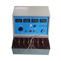 Buy cheap IEC60884-1 Fig 44 Clause 19 Temperature Rise Test Equipment 0 - 150° Digital Display from wholesalers