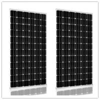 Buy cheap 340 Watt High Output Solar Panels Light Transmittance Improvement Above 3% product