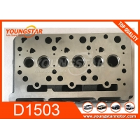 Buy cheap KUBOTA D1503 Engine Cylinder Head OEM 1A013-03043 1A01303044 from wholesalers