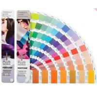 Buy cheap Gravure Printing Pantone Color Swatches Formula Guide Coated / Uncoated from wholesalers