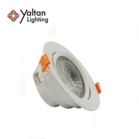 Buy cheap Round Shape Indoor 5W LED Recessed Downlights from wholesalers