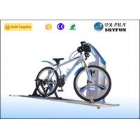 Wholesale Sport 9D VR Game Virtual Bike Simulator With Wireless 3D Vr Glass CE Approved from china suppliers