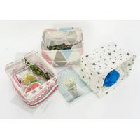 Buy cheap Washable Jute Packaging Bags Strong Bearing Capacity For Desktop Debris Finishing from wholesalers