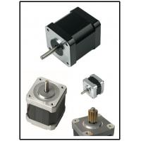 Quality Medium Holding Torque 2 Phase 4 Wire Stepper Motor Round Shaft / D Shaft for sale