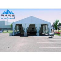 Clear Span Easy Up Canopy Tent Self Cleaning Ablity With Strong Galvanized Steel Manufactures