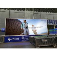Buy cheap P6 Full Color Projects Outdoor Led Display Signs Advertising For High Speed product