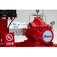 Buy cheap 135PSI High Pressure Fire Fighting Pumps For Highway / Petrochemical Fields from wholesalers