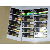 Buy cheap 10ml,10ml vial labels,vial hologram labels manufactory from wholesalers