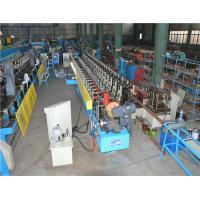 Buy cheap Steel Door Frame Sheet Metal Roll Forming Machines For Refrigerated Door from wholesalers