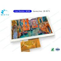 Buy cheap Professional TFT LCD Capacitive Touchscreen 5.0 Inch RGB Vertical Stripe Pixel from wholesalers