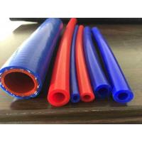 Buy cheap 100% Pure High Temperature Silicone Rubber Tubing 0.5-100mm OD For Electric Wire from wholesalers