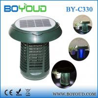 Buy cheap Electronic Pest Control Product Camping Solar Mosquito Killer Lamp from wholesalers