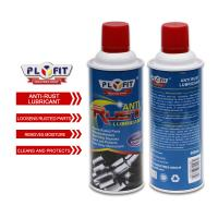 Buy cheap Liquid Anti Rust Lubricant Spray 250ml Filled Car Rust Prevention Products from wholesalers