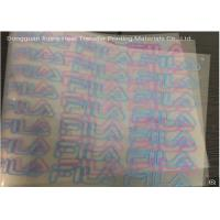 Wholesale Wholesale Cold Peel Glossy Heat Transfer Adhesive PET Film For Heat Transfer Printing Labels and Stickers By Heat Press from china suppliers