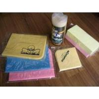 Buy cheap Car Chamois Towel,PVA Clean Cham,Auto Chamois from wholesalers