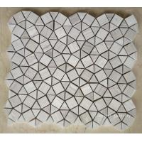 Buy cheap Natural Special Wooden Stone Art Mosaic Tiles product