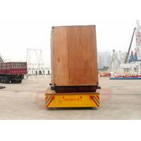 Buy cheap Large box handling trackless trolley Petroleum industry apply from wholesalers