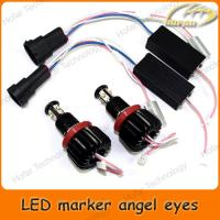 Buy cheap [H01014] 20W CREE 4-SMD LED Marker for BMW H8-type Angel Eyes OBC Error FREE from wholesalers