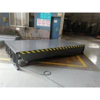 Buy cheap CE ISO Stationary Hydraulic Loading Dock Pit Power Ramp Dock 8000KG 10000KG from wholesalers