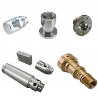 Buy cheap Aluminium+Acetal Precision Parts CNC Machined Components from wholesalers