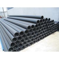 Buy cheap high density long life polyethylene Black HDPE Pipe Lining for Water Supply  from wholesalers