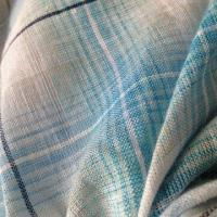Buy cheap 100% Pure Linen Yarn Dyed Fabric for Pajamas, Customized Requirements are Accepted from wholesalers