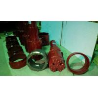 DHD3.5/QL30 Casing Advancement Systems , Casing Shoe Bit For Water Well Drilling