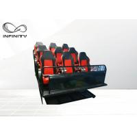 Wholesale Hologram Technology Projector 7D Virtual Reality Cinema Pneumatic Control from china suppliers