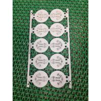 Buy cheap Professional Aluminum LED Bulb PCB / FR4 LED Circuit Board High Power from wholesalers