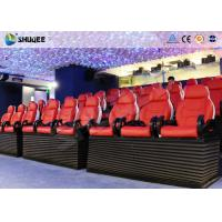 Wholesale Entertainment Park 12D Cinema XD Theatre With 3 DOF Electric Chairs 180KG from china suppliers