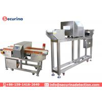 Wholesale LCD Screen Operation Conveyor Food Grade Metal Detectors Detecting All Metals from china suppliers