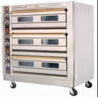 China 27KW / 3~380V Luxury Electric Baking Oven For Bread Shop , 1655x770x1540mm on sale