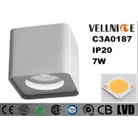 Wholesale Square 2700K COB Commercial LED Spot Downlights Ceiling Surface Mounted 7 Watt/C3A0187 from china suppliers