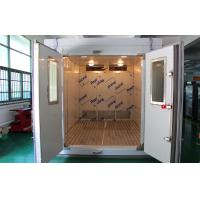 Buy cheap 100% insulation 12.9CBM Walk-In Environmental Chamber with Water Cooled from wholesalers