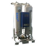 Buy cheap 1.2 Nm3 / Min Desiccant Dehumidifier Heatless Purge Desiccant Compressed Air Dryer With Working Pressure 0.6 - 1.0 Mpa from wholesalers