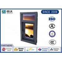 Wholesale Exterior Interior 45 Minute Fire Rated Windows With Composite Glass 30-50mm from china suppliers