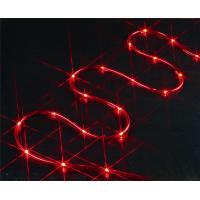 Buy cheap Battery Operated Decorative rope Lights with red color battery operated led rope lights from wholesalers