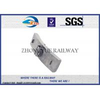 Buy cheap Composite Brake Shoes / Block Rail Fastening System With SGS Approved from wholesalers