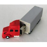 Buy cheap Van Shape PVC USB Flash Drive / Pvc Usb Driver With Gift Box Packaging from wholesalers