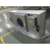 Buy cheap Clean Room Ceiling Mounted HEPA Filter Unit 4 * 4 Feet With EMB DC Motor from wholesalers