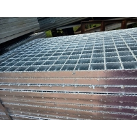 Buy cheap Hot Dipped Galvanized Platform Serrated Steel Grating from wholesalers