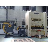 Buy cheap Automatic Uncoiler Thick Material Plate Straightening Machine Stamping Feeder from wholesalers