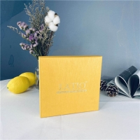 Buy cheap Golden Square Bronzing Process Chocolate Packing Boxes from wholesalers