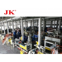 Buy cheap Customized PC LED Diffuser Pipe Extrusion Machine LED Tube Light Extrusion Machine Profile Extrusion Machines from wholesalers