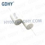 Buy cheap GDHY CBB20 250VDC 4.7UF Mylar Film Capacitor from wholesalers