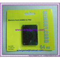PS2 memory card 64MB PS2 game accessory