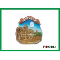 Buy cheap Customized 3D Resin Fridge Magnet For Souvenir , Resin Refrigerator Magnets from wholesalers